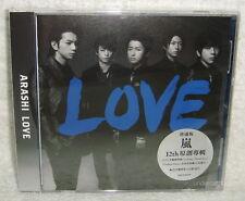 Arashi LOVE 2013 Taiwan CD+32P booklet (PARADOX)