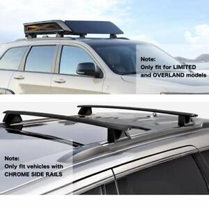 Roof Rack Cross Bars For 2011-2020 Jeep Grand Cherokee Aluminum