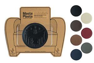 MastaPlasta Self-Adhesive Leather Repair Patch EAGLE 8x8cm Sofa Car Seat Bags