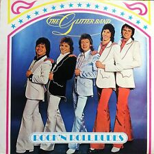 THE GLITTER BAND Rock 'n Roll Dudes LP. Excellent Condition