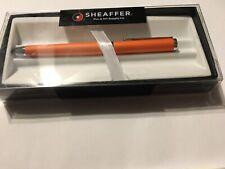 Sheaffer Ball Point Pen BP Orange With Stylus Unopened