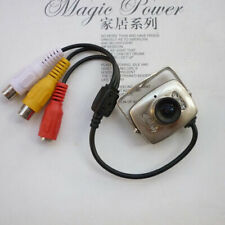 Mini 600TVL CMOS Wired CCTV Security Color Night Vision Infrared Video Camera