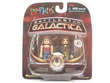 Battlestar Galactica S3 Minimates 2 pack D'Anna Sharon