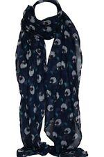 Châles/écharpe bleu pour femme