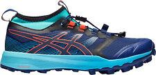 Asics FujiTrabuco Pro Womens Trail Running Shoes - Blue