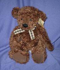 """ERNEST BEAR BY  """"RUSS"""" WITH  TAGS  COLLECTORS ITEM, HARD TO FIND  (#B53-40)"""