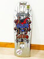 Schmitt Stix Lucero Vintage 80's Skateboard Deck G&S Alva Powell Santa Cruz