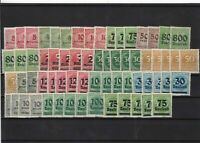 germany 1922-23 mnh stamps ref 11039
