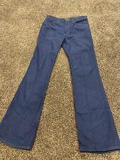 Men's Levi'S Bell Bottoms Flare denim Jeans Vintage 33 X 34 70s 60s Talon 42