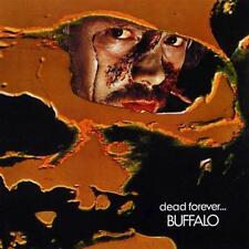 BUFFALO Dead Forever CD NEW DIGIPAK