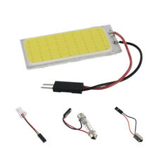 3.6W COB LED Panel Lámpara Blanco Rectángulo Tira Coche LED Luz 12V 450LM