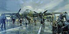 """Early Launch"" James Dietz Print - Doolittle Raiders on USS Hornet 1942"