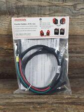 FAST FREE SHIPPING HONDA PARALLEL CABLES FOR EU HONDA GENERATORS 08E93-HPK123HI