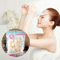 Women Natural Cotton Compressed Facial Face Mask Paper Dry Skin Beauty Masque