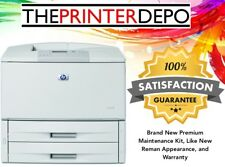 HP LaserJet 9000DN 11X17 Heavy Duty Fully Remanufactured Printer C8521A 50PPM