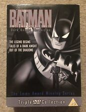Batman The Animated Series - The Dark Knight Chronicles [DVD]