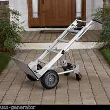 Moving Equipment Hand Truck Appliance Cart Furniture Dolly Aluminum 1000 lbs NEW