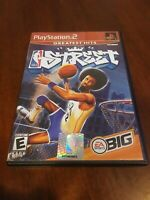 Greatest Hits NBA Street  (Sony PlayStation 2, PS2) - Complete w/ Manual