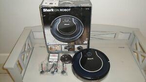 Shark ION Robot R76 WiFi Vacuum Cleaner Black RV761 & FREE SHIPPING