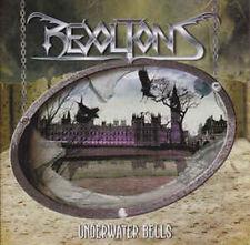 REVOLTONS - Underwater Bells - CD - 163787