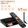 GTmedia DVB-S/S2/S2X Satellite Receiver Digital FTA TV decoder +USB WIFI,Youtube