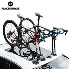 Universal Bike Carrier Car Roof-Mounted Holder Lockable Cycle Rack FZU1118