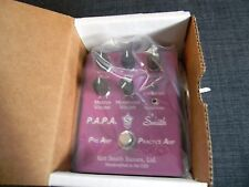 Ken Smith P.A.P.A. Pre-Amp/Practice Amp Handmade Bass Pedal Brand New !!