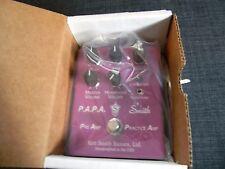 Ken Smith P.A.P.A. Pre-Amp/Practice Amp Handmade Bass Pedal Brand New !!