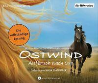 ANJA STADLOBER - OSTWIND BAND 3: AUFBRUCH NACH ORA 5 CD NEU