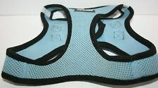 Voyager All Weather No Pull Step-in Mesh Dog Harness Padded Vest - Baby Blue L