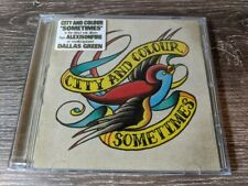 City and Colour - Sometimes (2005, CD)