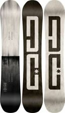 Snowboards noirs DC