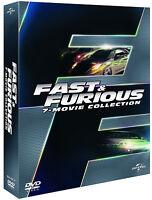 FAST & FURIOUS - COLLEZIONE COMPLETA (7 DVD) con Paul Walker, Vin Diesel
