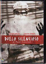 Akira Kurosawa: DUELO SILENCIOSO. España: tarifa plana envíos DVD, 5 €