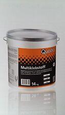 Quadra Multiklebstoff No. 2 14kg Bodenbelagskleber Klebstoff Bodenkleber Kleber