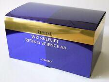 Shiseido Revital Wrinklelift Retino science AA Eye Mask 12 pack ( 24 sheets )