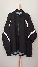 """MEC Men's New XXL Hi-Viz Cycling Rain Jacket. 27"""" Chest. 36"""" tall."""