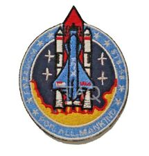 Armageddon Freedom For All Mankind iron sew on patch Embroidered