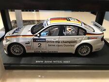 Autoart BMW 320si WTCC 2007 Jorg Muller - Team Germany