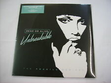 DEAD OR ALIVE - UNBREAKABLE - 2LP CLEAR VINYL NEW SEALED 2017 - RSD 180 GRAM