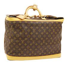 LOUIS VUITTON CRUISER BAG 45 TRAVEL HAND BAG SP1909 MONOGRAM M41138 AUTH A46725a
