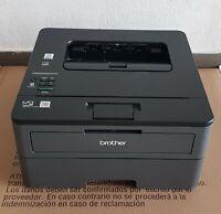 Brother HL-L2370DN Home Office Laser Drucker mit LAN Duplex nur 4107 gedr. Seite