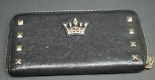 J.Estina Black Wallet