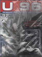 U96 - Ausgabe Nr. 92 Modellbau Hachette / OVP