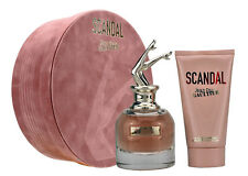 Jean Paul Gaultier Scandal 50ml Eau de Parfum Spray & 75ml Body Lotion