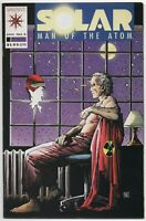 Solar Man Of The Atom 5 Valiant 1992 NM- Bob Layton Barry Windsor Smith
