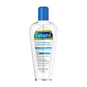 Cetaphil Gentle Makeup Remover For Sensitive Skin - 6 oz