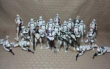 Hasbro Star Wars Lot Clone Trooper(s) Commander Bacara 23 action figures