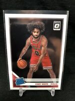 2019-20 Panini Donruss Optic Coby White Rated Rookie #180 RC O04