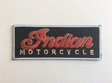 A221 // ECUSSON PATCH AUFNAHER TOPPA / NEUF / INDIAN MOTORCYCLE / 11*4.5 CM
